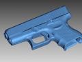 thumbs Glock 26 gen 4 3D Scanning & Inspection of Weapons