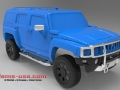 thumbs EMS Hummer Exterior 3D Scan Data 1 Automotive