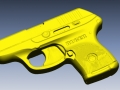 thumbs Ruger Bluegun scan 1 3D Scanning & Inspection of Weapons