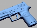thumbs Sig Sauer P320 Compact Medium 9mm Para 3D Scanning & Inspection of Weapons
