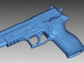 thumbs Sig Sauer P226 3D Scanning & Inspection of Weapons