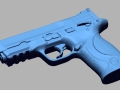 thumbs Smith Wesson MP 22 Compact 3D Scanning & Inspection of Weapons