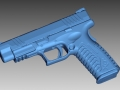 thumbs Springfield XDm 3D Scanning & Inspection of Weapons