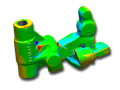 CAD data to 3D scan data comparison