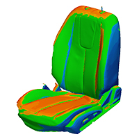 Seat Inspection 200x200 EMS 3D Scanning Drives Auto Seat Manufacturing Inspection for Major Supplier